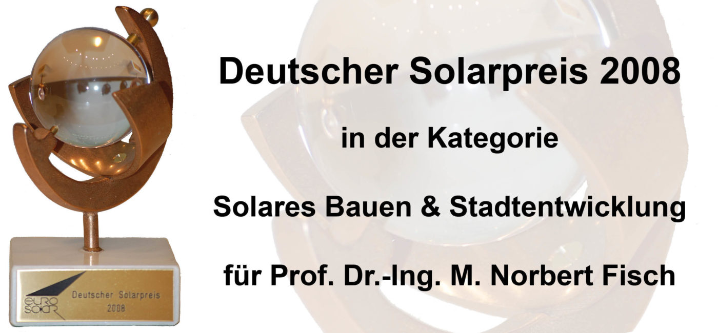 Header Deutscher Solarpreis 2008